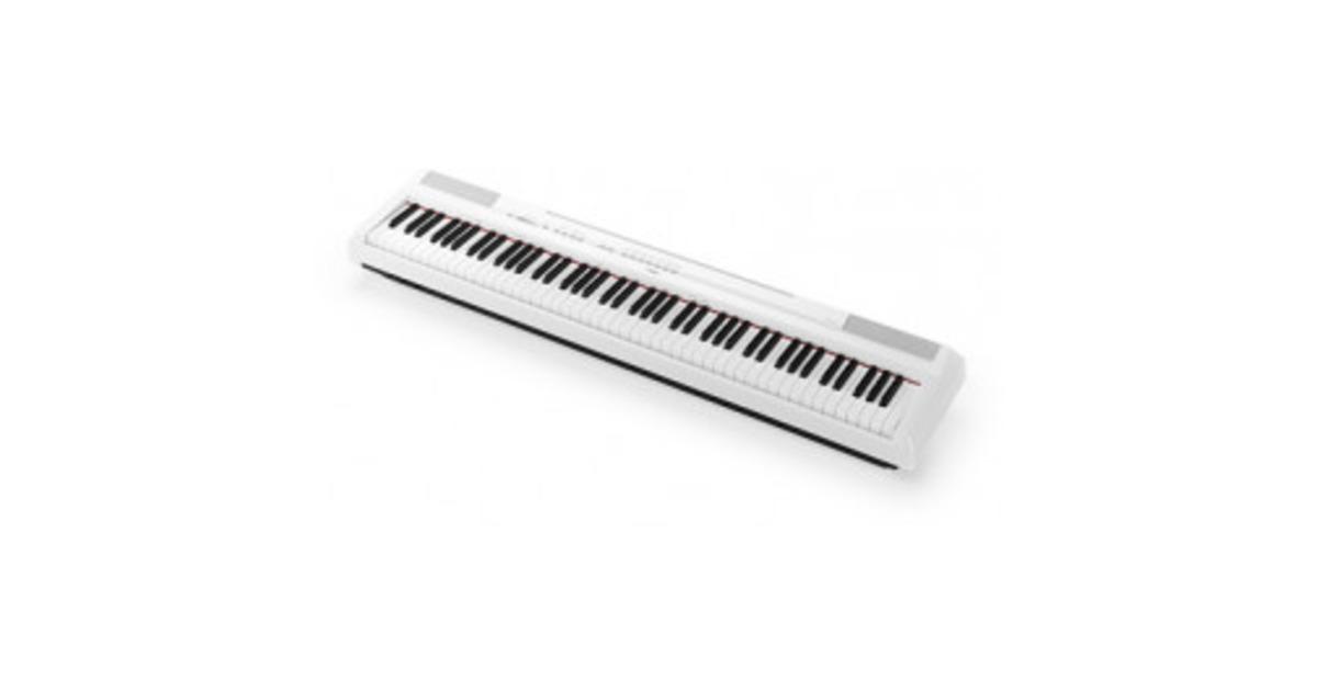 472585a4182 Hinnavaatlus - Yamaha Digitaalne Klaver P115WH Valge