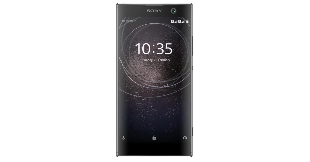 85130e5f2da Hinnavaatlus - Sony Xperia XA2 Black