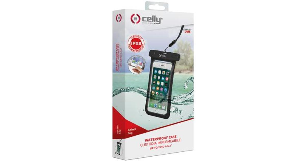 6fb132e29ff Hinnavaatlus - Celly mobiilikott SplashBag (SPLASHBAG18BK)