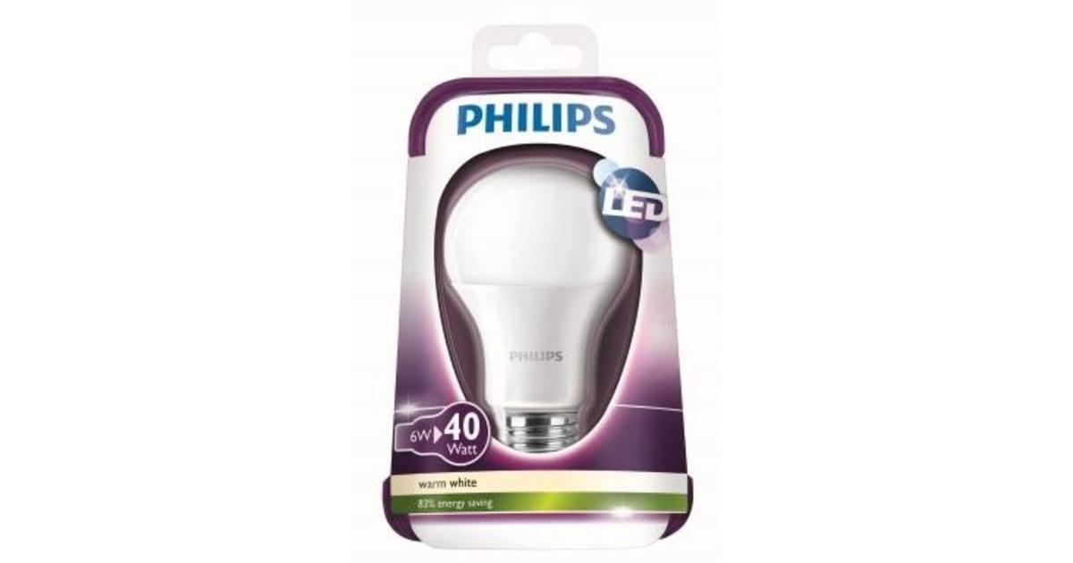 99de841305d Hinnavaatlus - Philips LED-pirn 40W E27 WW 230V A60M FR ND/4