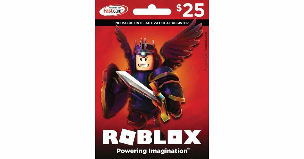 Hinnavaatlus Roblox Card 25 USD Key GLOBAL