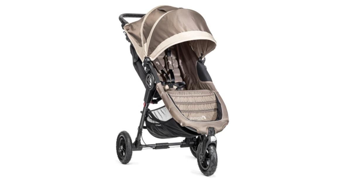 9456deea7dc Hinnavaatlus - Baby Jogger jalutuskäru City Mini GT Sand/Stone