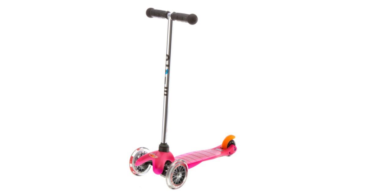 5295e405e41 Hinnavaatlus - Micro tõukeratas Mini Pink