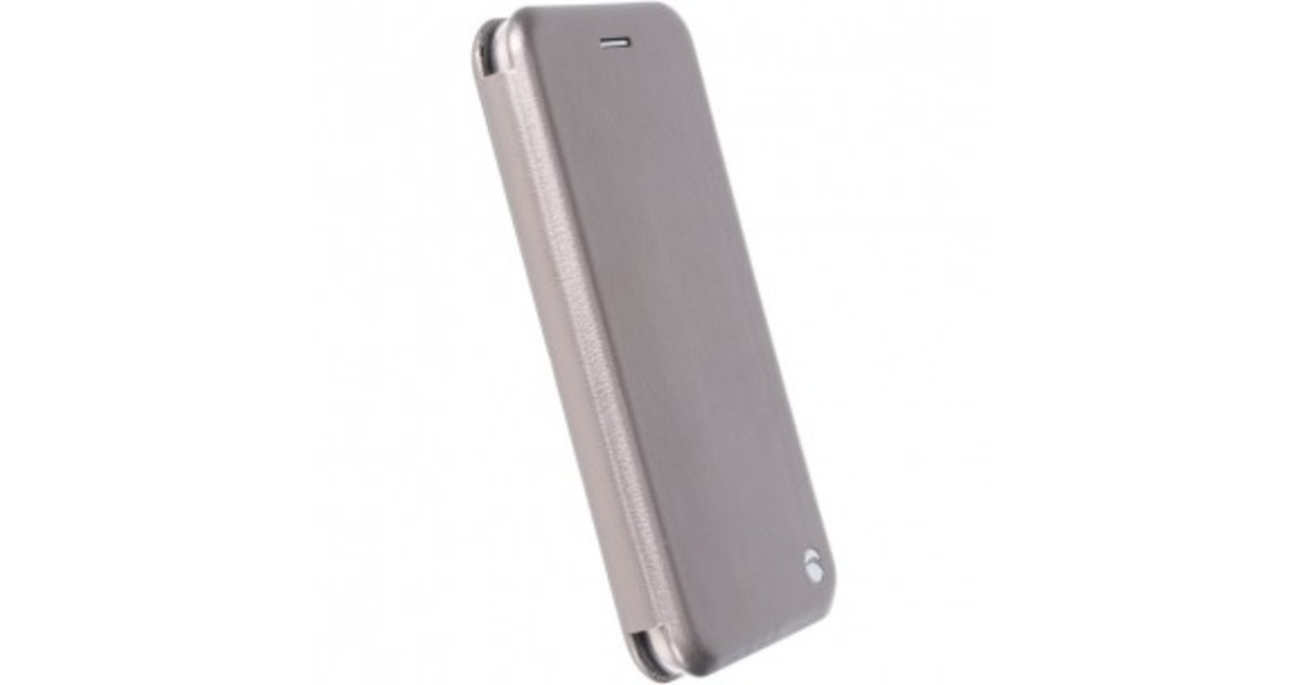 5f053d63dec Hinnavaatlus - Krusell kaitseümbris iPhone 7 Plus, kaanega Orsa FolioCase,  Silver
