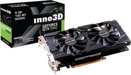 Inno3D GeForce GTX 1060 6GB X2, 6GB GDDR5, DVI-D, HDMI, DP