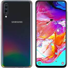 Samsung Galaxy A70 128GB Black