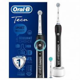 Braun  Oral-B Teen White Black