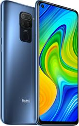 Xiaomi Redmi Note 9 128GB Midnight Grey