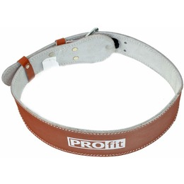 PROfit Weightlifting Belt Brown S