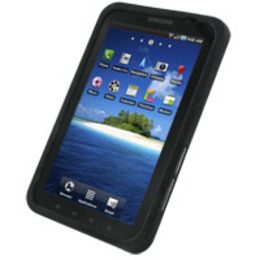 PDair kaitseümbris Samsung Galaxy Tab, silikoon Lux, Black