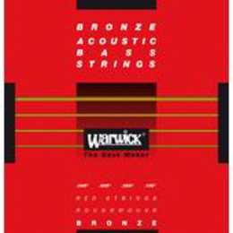 Warwick Warwick Red Bronze 5 Acoustic Bass Strings