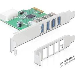 Delock USB 3.0 PCI Express Card > 4x