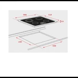 Teka Keraamiline pliidiplaat TB6415