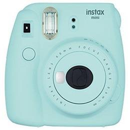 Fujifilm Fujifilm Instax Mini 9 + 10 Instax mini glossy Ice Blue