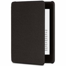 Amazon Kindle Paperwhite 2018 leather sleeve black