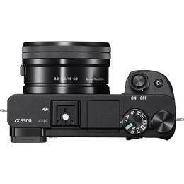 Sony  a6300 + 16-50mm Kit