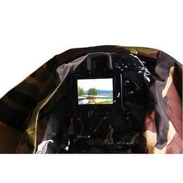 BIG vihmakate Kamera Tarn- und Regenschutz - camouflage (467322)