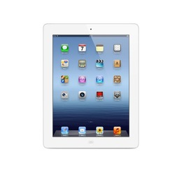 Apple  iPad 64GB  4G White (3rd Gen.)