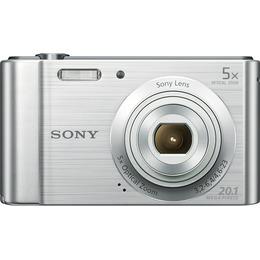 Sony  DSC-W800 Silver