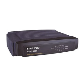 TP-LINK Gigabit Ethernet Switch TL-SG1005D