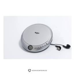 Alba CD-mängija (Patarei kate rikkis) (kasutatud)