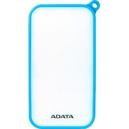 ADATA  8000mAh Power Bank 4-mode LED Blue