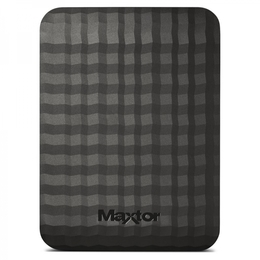 Maxtor M3 Portable STSHX-M201TCBM 500GB Black