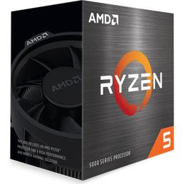 AMD Socket AM4 Ryzen 5 5600X, 6C/12T, 3.70GHz, box