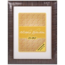 Victoria Collection  Pildiraam Sand 21x29,7, Dark brown (VI2452)