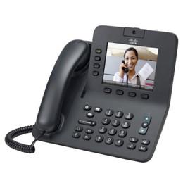Cisco Unified Phone 8945, Phantom Grey, Standard Handset