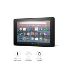 "Amazon All New Fire 8 HD Tablet with Alexa 8.0"" 16GB must"