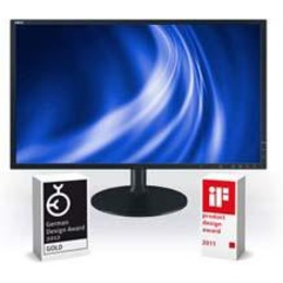 "NEC 24"" LCD MultiSync EX231WP White"