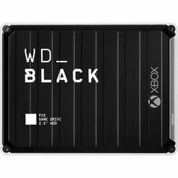 Western Digital Black P10 Game Drive for One 4TB