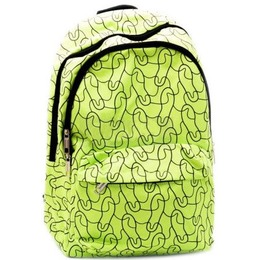 Avatar Backpack FF Waves Green With Black
