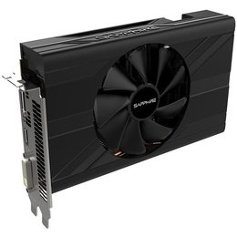 Sapphire PULSE ITX Radeon RX 570 4G GDDR5 HDMI / DVI-D / DP W/BP (UEFI)`
