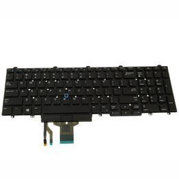 Dell Latitude 5550 5500 5580 5590 5591 ENG asetusega klaviatuur N7CXW