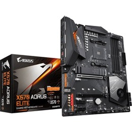 Gigabyte Socket AM4 X570 Aorus elite