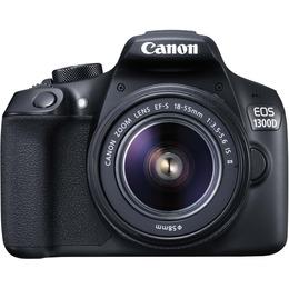 Canon  EOS 1300D + 18-55mm IS II Kit