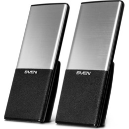 SVEN  Speakers 249, black (USB)