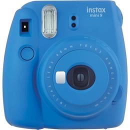 Fujifilm Fujifilm Instax Mini 9 + 10 Instax mini glossy Cobalt Blue