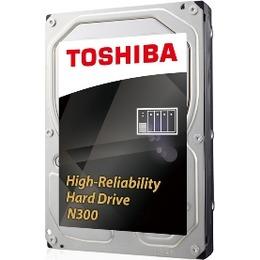 "Toshiba  HDD N300 3.5"" 6TB NAS HDWN160UZSVA BULK/OEM"