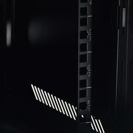 """vidaXL 12U seinale paigaldatav võrgukapp 19"""" IP20 600 x 600 x 640 mm 30167"""