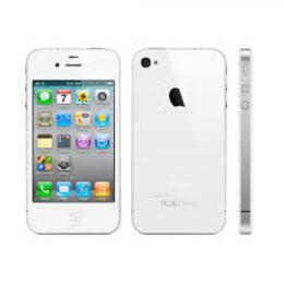 Apple  Kasutatud iPhone 4 16 GB White (Grade A)