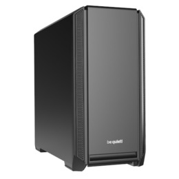 be quiet! Silent Base 601 Black soundproofed