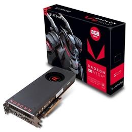 Sapphire PULSE RADEON RX VEGA 56 DUAL HDMI / DUAL DP (UEFI)