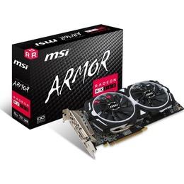 MSI  Radeon RX 580 ARMOR 8GB OC