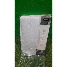 Valge Nöörkardin (90x250cm) (kasutatud)