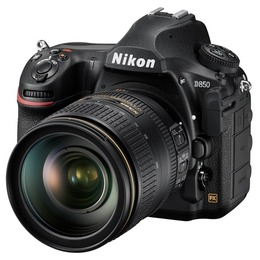 Nikon  D850 + 24-120 4G ED VR Kit