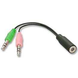 Lindy Audio adapter: iPhone´i kõrvaklappide ühendamiseks arvutiga