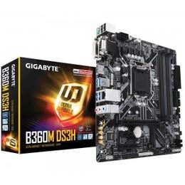 Gigabyte Socket 1151 B360M DS3H